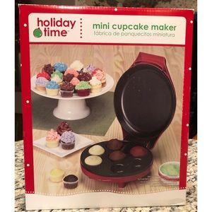 Mini Cupcake Maker NIB